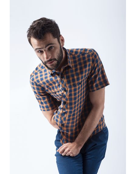 Camisas Masculinas  Jeans 5372e220826d0